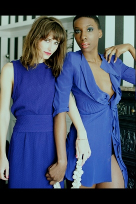 YSL DRESS & anonymous dress